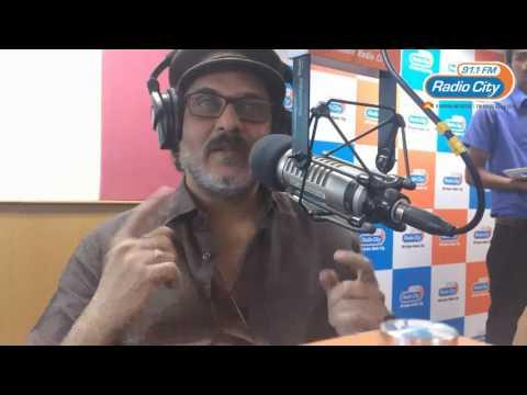 V RAVICHANDRAN on APOORVA - The Movie| RJ SOWJANYA|