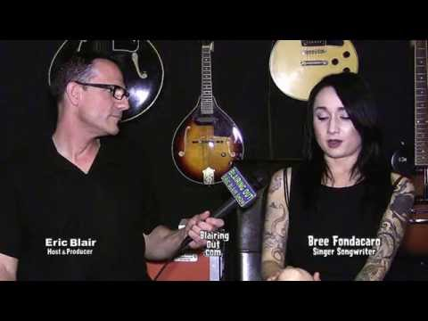 The Voice's Bree Fondacaro & Frank Agnew talk w Eric Blair 2014