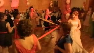 Букет невесты (ленты)