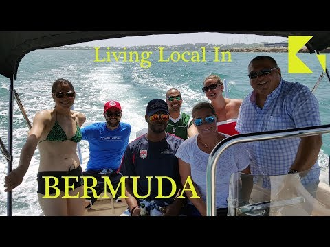 Living Local In Bermuda