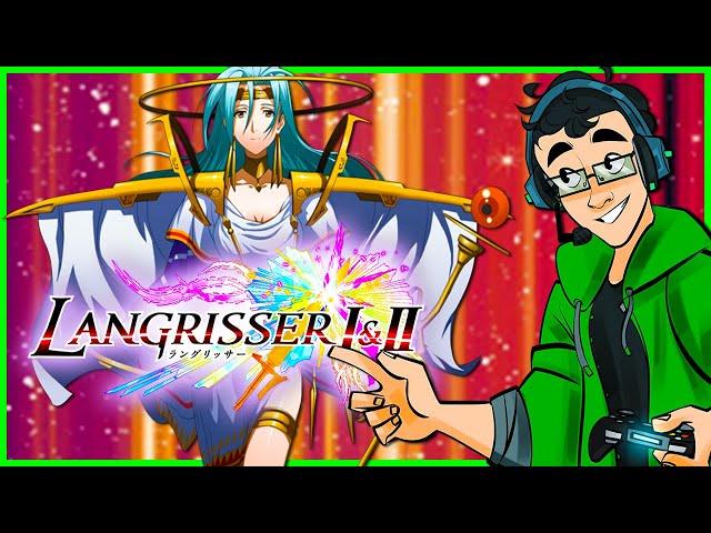Langrisser 1 e 2 - O Outro Fire Emblem - CAPSLOCK