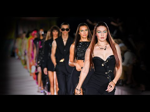Download Versace Spring Summer 2022 | Fashion Show