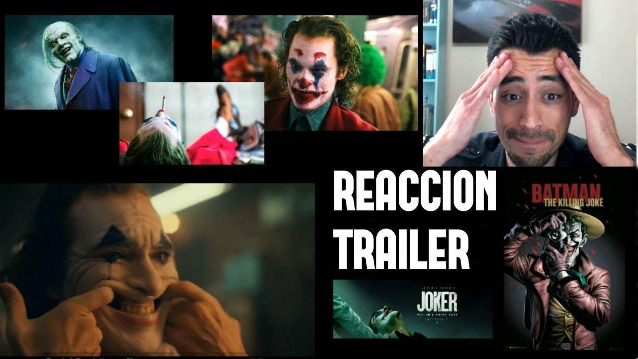 Joker Reacción Trailer + Análisis ¿Será mejor que Heath Ledger?