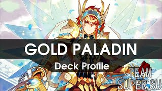 gold paladin gurguit cardfight vanguard deck profile august 2016 post gb07
