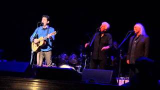 John Mayer, Born and Raised with harmony vocals provded by Graham Nash and David Crosby