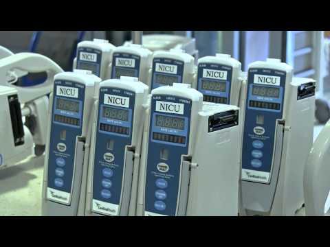 Surrey Memorial Hospital - Critical Care Tower Tour