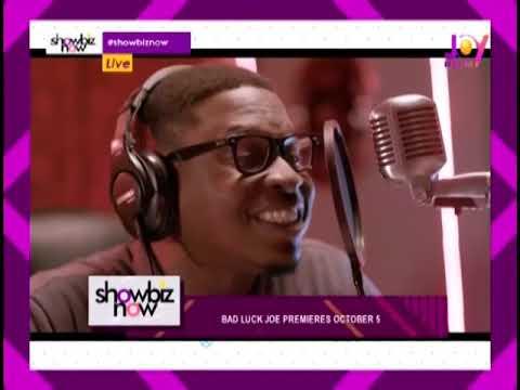 Showbiz Now on Joy Prime B (17-9-18)