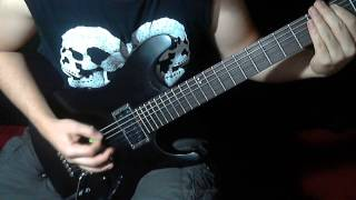 Iron Maiden - Seventh Son of a Seventh Son - Guitar Cover by Juan Tobar
