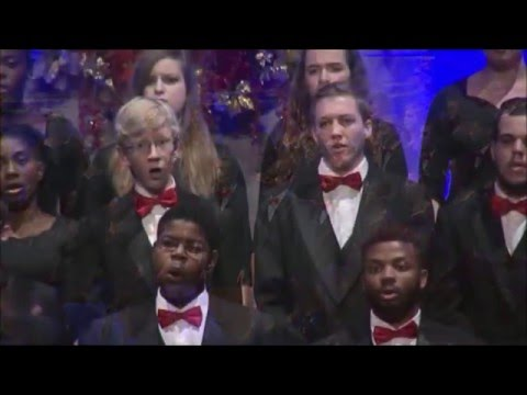 Fayette County High School Chorus- Carol of the Bells