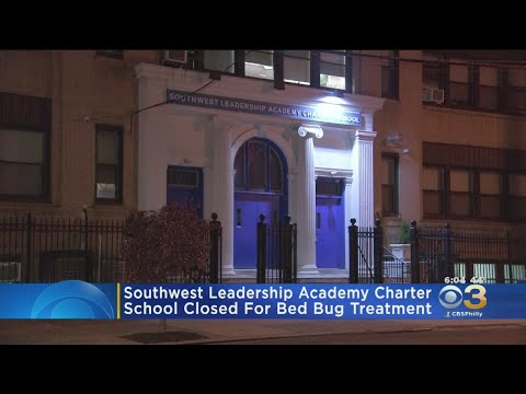 Bed Bugs Force Closure Of Southwest Leadership Academy Charter School