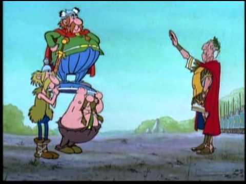 Os doze trabalhos de Asterix DUBLADO PT