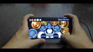 This Band - Hindi Na Nga ( Real Drum App Cover)