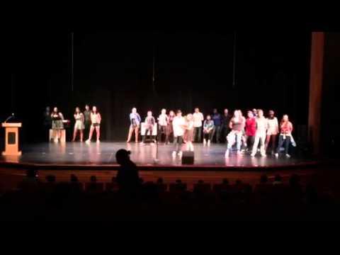 Coral Glades High School Show Choir 2015