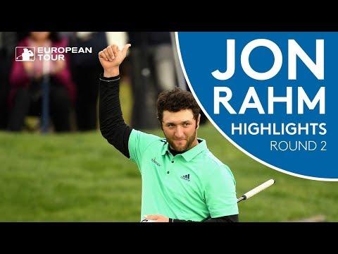 Jon Rahm Highlights | Round 2 | 2018 Open de España