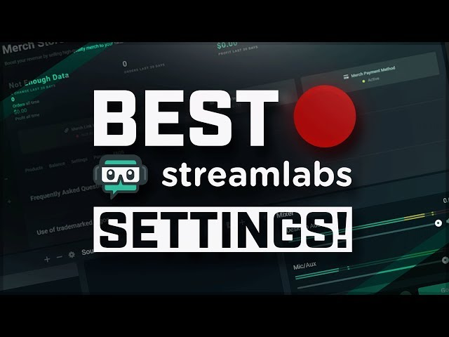 how to fix streamlabs obs