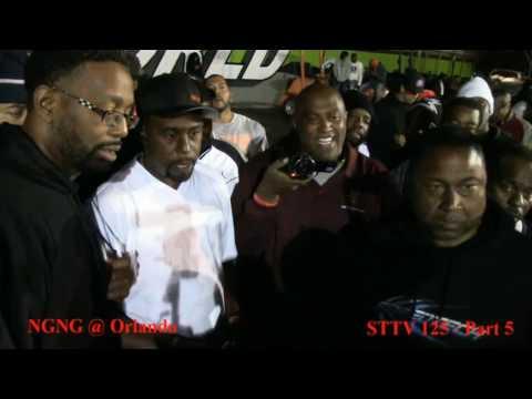 STTV 125 - Skoot Williams vs Black Nasty - Rematch ???