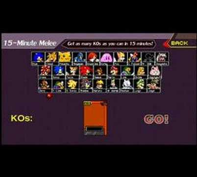 SSF2 0.9B Classic,Metal,All Star,Adventure mode? - YouTube  |Super Smash Flash All Characters