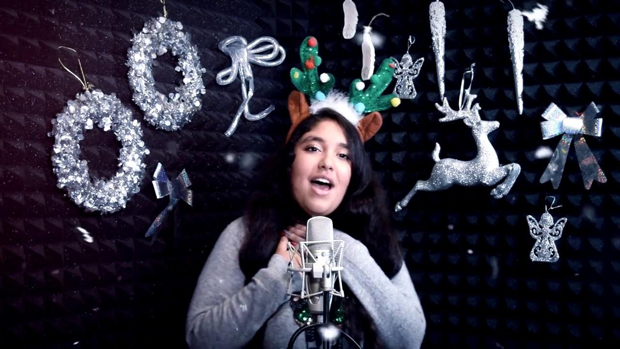Christmas Songs Carols Mashup Shirene Sanjay Dubai Youtube