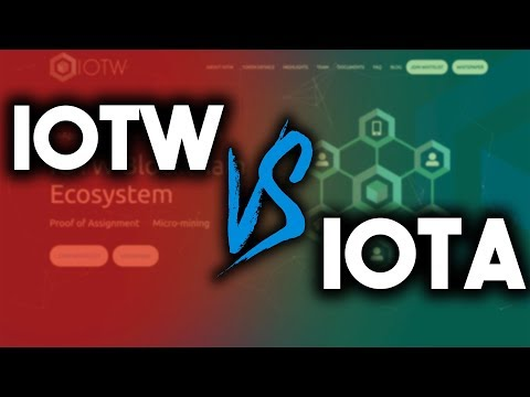 IOTW LETS YOU MINE FROM ANY HOUSEHOLD DEVICE - HUGE INTERNET OF THINGS (IOT) DEVELOPMENT!