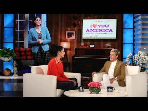 Sarah Silverman on How to Connect with 'Unlikeminded People'