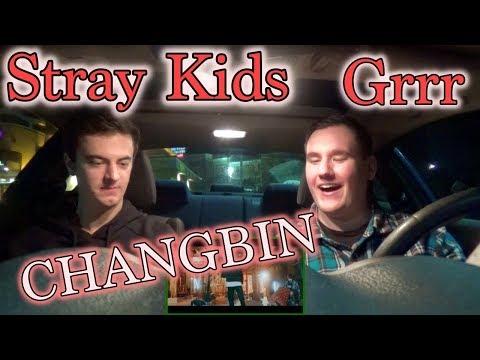Stray Kids - Grrr(총량의 법칙) MV Reaction [CHANGBIN YES]