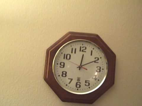 how to set my cube clock