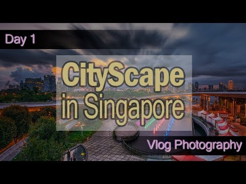 vLog | Hunting in Singapore Day 1