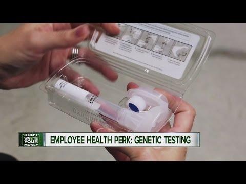 New employee perk - genetic testing