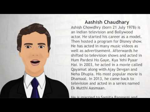 Aashish Chaudhary - Wiki Videos