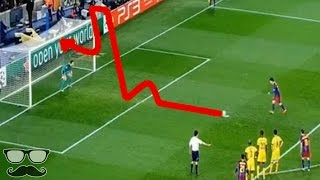 Top 10 Penales Más Inteligentes Del Fútbol Y Su Historia.