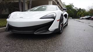 Free Stock Footage HD 1080p of an Exotic Car
