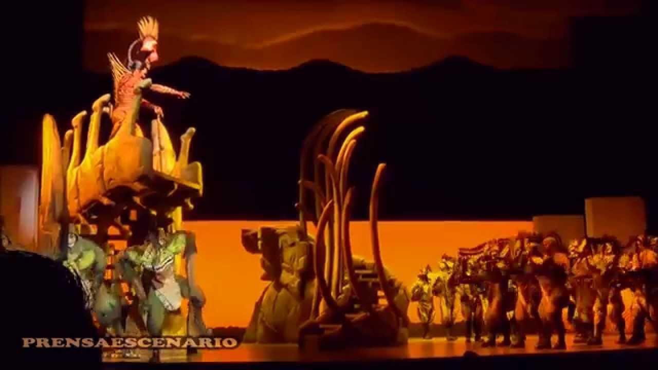 Flavio medina listos ya el rey leon mexico youtube - El rey del tresillo ...