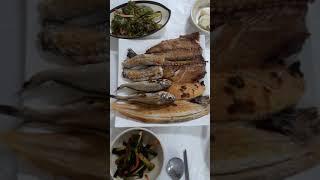 점심 메뉴#생선구이#박대