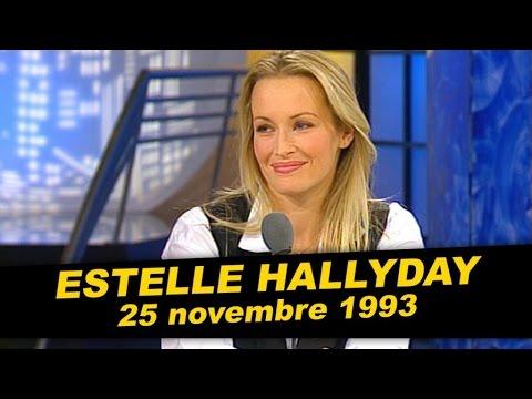 Estelle Hallyday est dans Coucou c