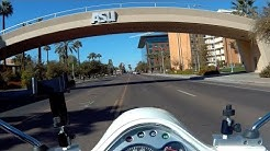 Vespa Ride: ASU to Downtown Phoenix by Fat Cat Scooter