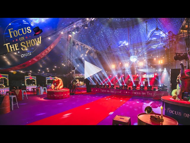 HM productions | Focus on the show | Micro focus