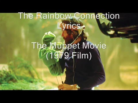 The Muppets: The Rainbow Connection Lyrics