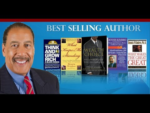 Dennis Kimbro, Napoleon Hill Trainer, discusses Wealth Choice with Sulondia Hammond