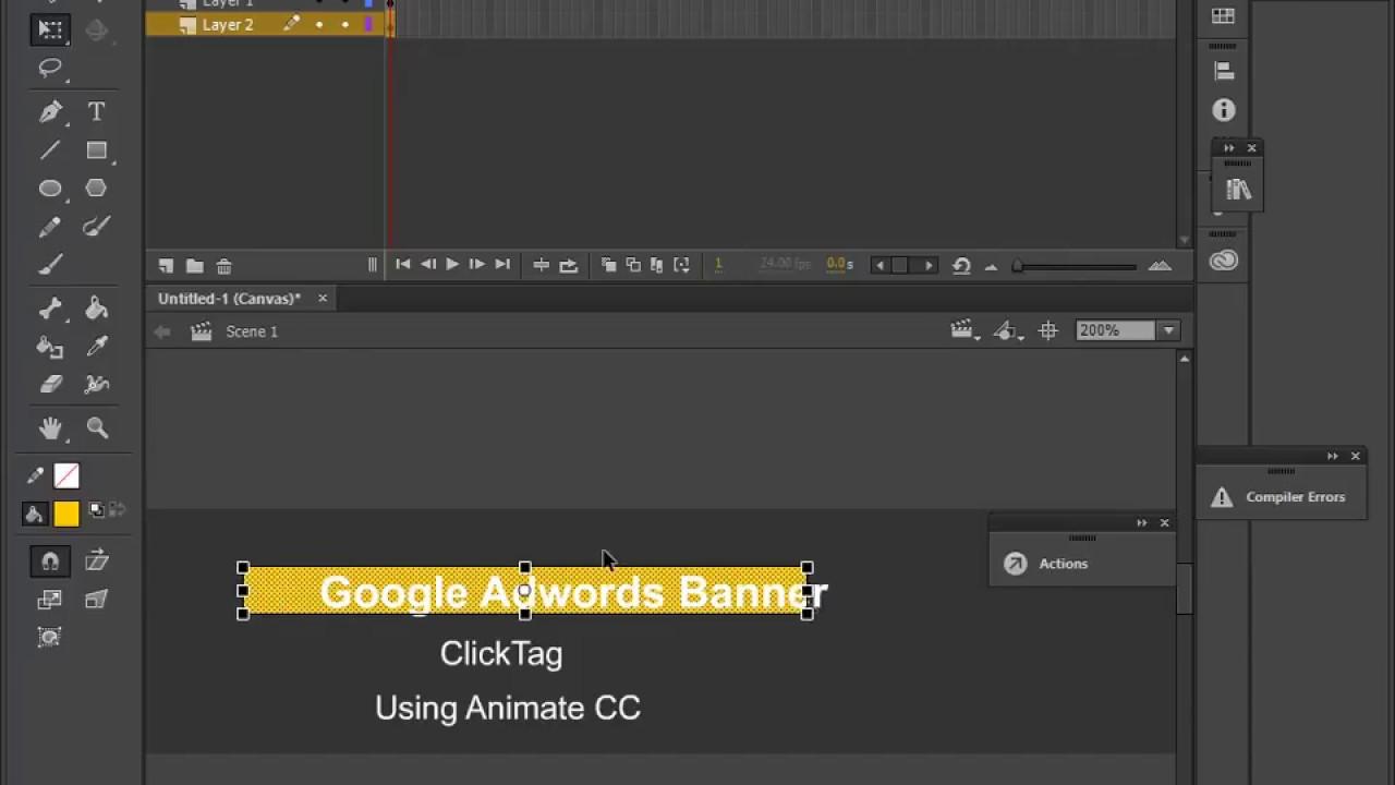 Clicktag banners google adwords винница реклама интернет портал новости
