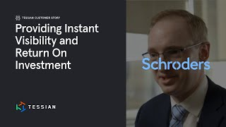 Tessian Case Study: Rob Hyde, Chief Information Security Officer, Schroders