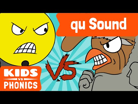 Qu   Fun Phonics   How To Read   Made By Kids Vs Phonics