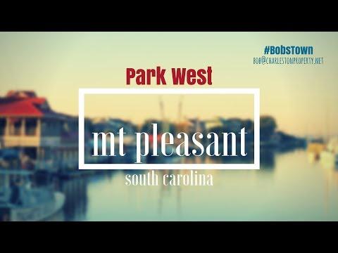 Mt. Pleasant, SC Driving Tour: Park West