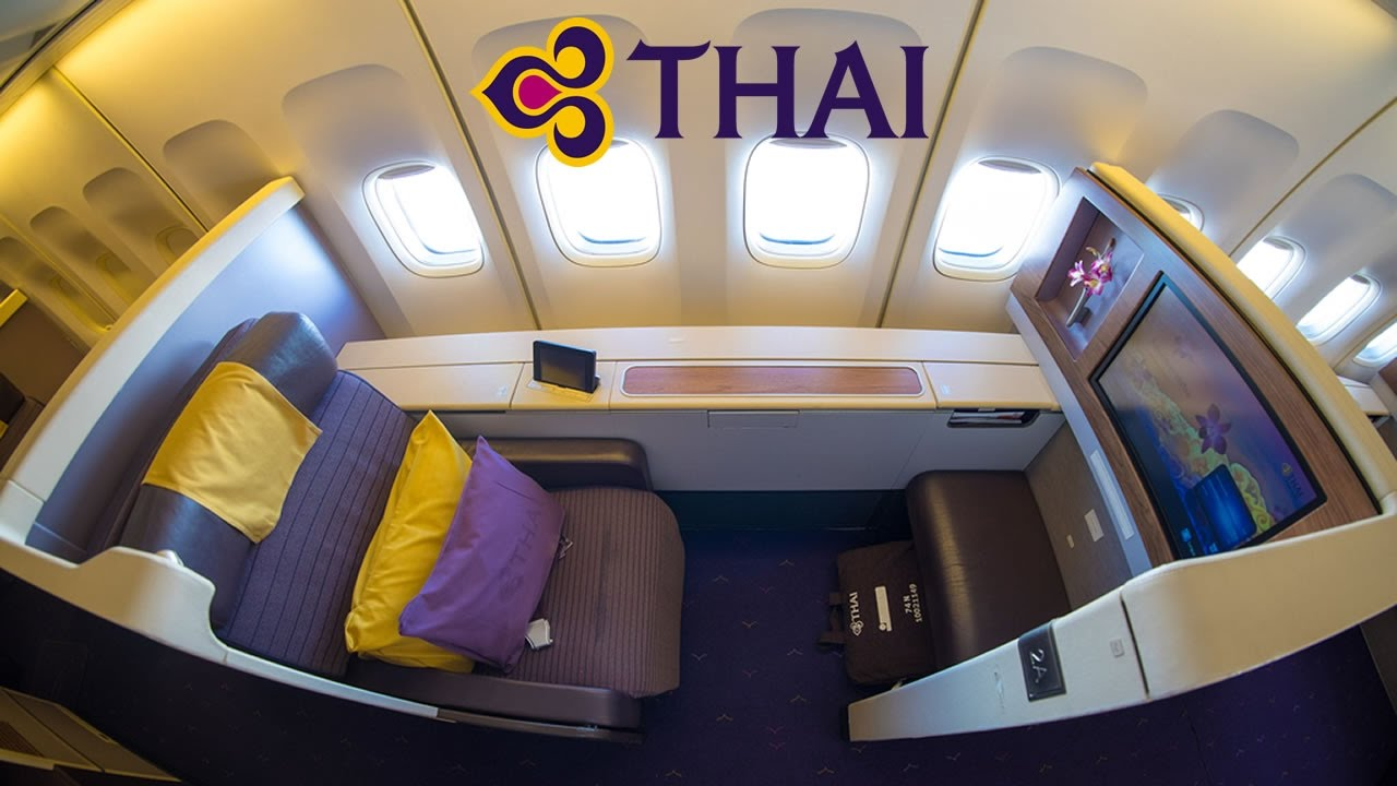 Thai Airways Tg476 Boeing 747 First Class Sydney Bangkok Incl First Class Lounge Review Youtube