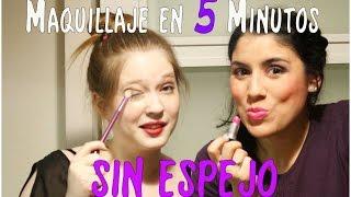 Maquillaje 5 Minutos Sin Espejo con Naty Porcelaindoll