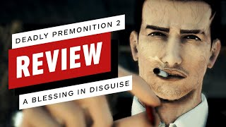 Deadly Premonition 2: A Blessing in Disguise Review (Video Game Video Review)