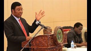 Alichozungumza Waziri Mkuu baada ya Rais Magufuli kupokea ripoti ya CAG