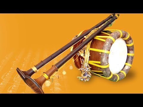 Nadaswaram Instrumental Music | Raga Abheri | Carnatic Classical Music