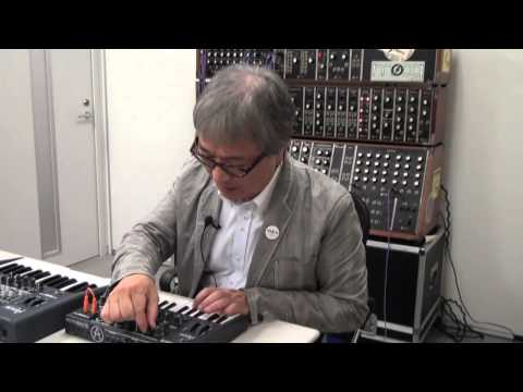 Artists & ARTURIA #23 - Hideki Matsutake meets MicroBrute