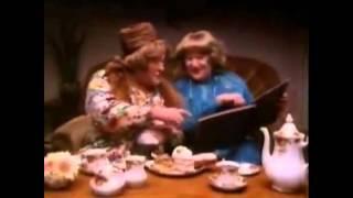 Fresh Cream Cakes Naughty But Nice advert from the eighties
