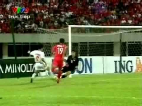 AF cup 2008: Viet Nam 1-0 Singapore (semi-Final)